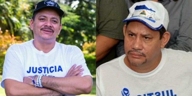 Justicia orteguista rechaza recurso a favor de Medardo Mairena y Pedro Mena
