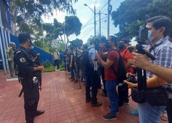 Sociedad Interamericana de Prensa: «Nicaragua es un país sin ley y sin Justicia». Foto: Artículo 66 / Noel Miranda
