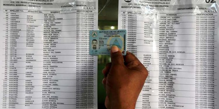 Alianza CxL objeta padrón electoral entregado por el CSE porque «desaparece» a más de 700 mil votantes. Foto: END