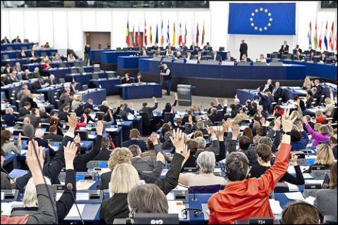 Parlamento Europeo pedirá mañana a sus estados miembros, sancionen «rápidamente» a Daniel Ortega y Rosario Murillo. Foto: Internet.
