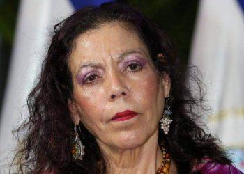 Rosario Murillo, sancionada por la UE