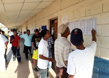 Consejo Supremo Electoral orteguista activa «ratón loco en línea», en ruta hacia el fraude electoral. Foto: La Prensa.