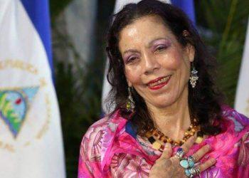 Rosario Murillo podría ser impuesta como la candidata a la Presidencia por el FSLN Foto: Artículo 66 / Gobierno