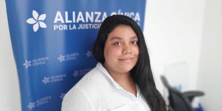 Jasson Salazar: «Nunca ACxL le propuso a Valeska Valle la candidatura a la vice presidencia». Foto: Artículo 66 / La Prensa
