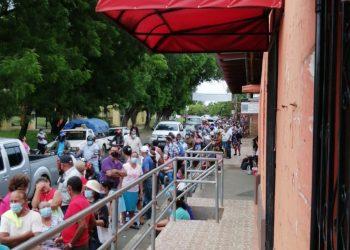 Nicaragua está por de bajo del 10 por ciento de vacunación contra el COVID-, según OPS. Foto: Artículo 66 / Cortesía