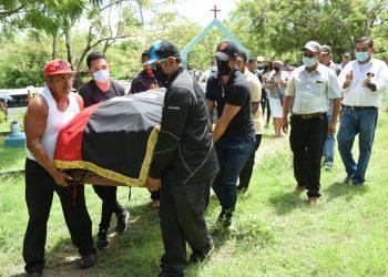 Fallece vicealcaldesa de Nagarote y otros dos funcionarios sandinistas de la comuna, en el contexto de la pandemia del COVID-19. Foto: Alcaldía de Nagarote.