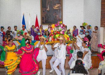 Alcaldía de Managua reta al COVID-19 y decide celebrar masivamente a Santo Domingo. Foto: ALMA.