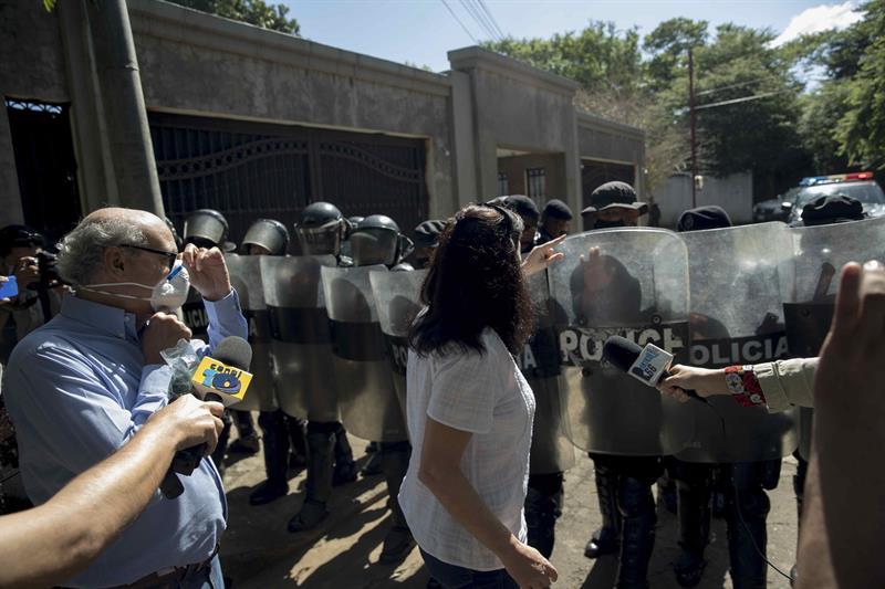 Daniel Ortega, entre los «depredadores de la libertad de prensa» en el mundo. Foto: Internet.