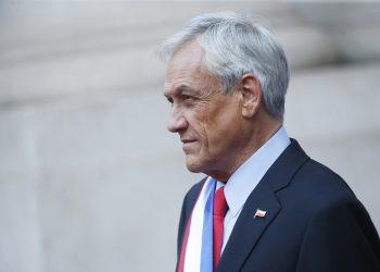El presidente de Chile, Sebastián Piñera. Foto: Artículo 66 / EFE/Elvis González