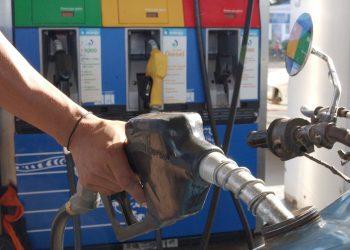 Julio arranca con números récord en los precios de los combustibles . Foto: La Prensa.