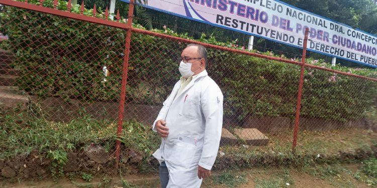 Régimen amenaza al doctor Borgen con aplicarle Ley de Ciberdelitos por informar sobre el COVID-19. Foto: Artículo 66/ Noel Miranda.