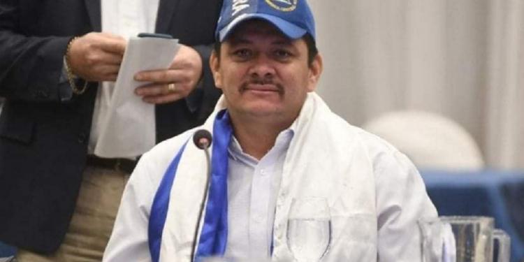 Líder campesino Medardo Mairena, nuevamente secuestrado por la Policía, llama al pueblo a mantenerse «en resistencia». Foto: Internet.