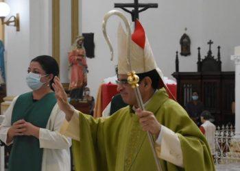 Monseñor Rolando Álvarez, obispo de la Diócesis de Matagalpa. Foto: Cortesía