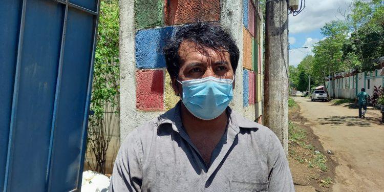 Policías sugirieron que Medardo Mairena poseía armas, relata testigo del arresto, Pablo Morales . Foto: Artículo 66/ Noel Miranda.