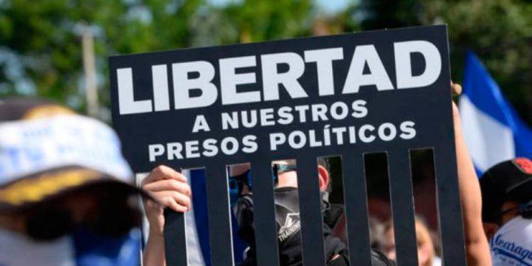 Raza e Igualdad urge la liberación inmediata de presos políticos en Nicaragua . Foto: Archivo. Internet.