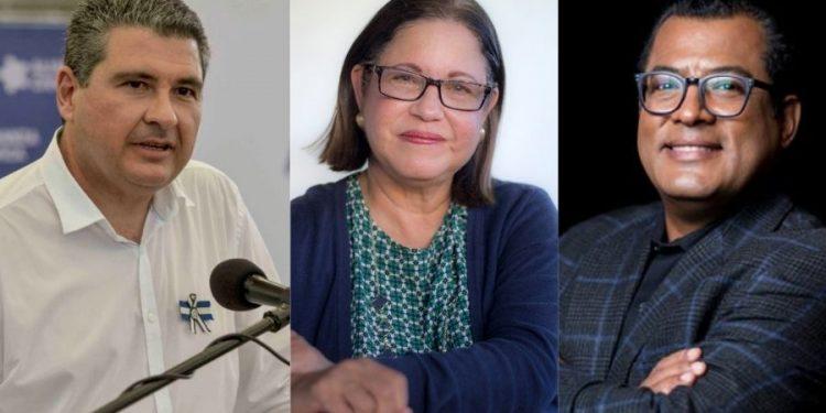 Detención de Juan Sebastián Chamorro, Félix Maradiaga y Violeta Granera