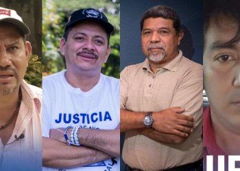 Movimiento Campesino denuncia el secuestro de cuatro dirigentes por parte del régimen de Ortega