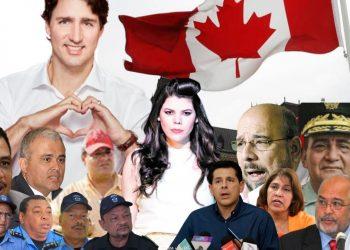 Estados Unidos celebra sanciones ordenadas por Canadá contra 15 funcionarios orteguistas