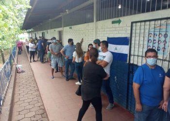 Secretismo y confusión en el primer día de Verificación Ciudadana, señala Urnas Abiertas. Foto: Artículo 66/ Noel Miranda.