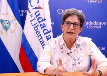 Kitty Monterrey logró salir para Costa Rica tras la embestida de Ortega contra CxL