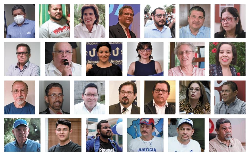 Policía Orteguista permitió inocular contra el COVID-19 a algunos presos políticos, afirma un familiar. Foto: Confidencial.