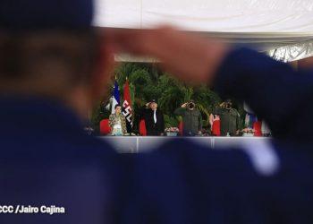 Daniel Ortega condena a La Prensa por «lavado de dinero», sin terminar siquiera el allanamiento