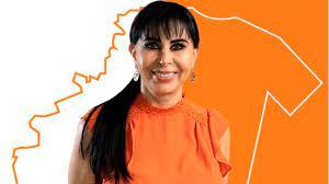 Alma Rosa Barragán Santiago. Foto: Tomada de redes sociales