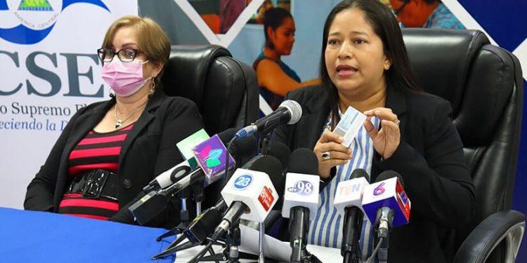 El tribunal electoral es señalado de ejecutar y dirigir una «farsa electoral» donde se espera que Daniel Ortega se reelija para un cuarto periodo presidencial consecutivo. Foto: Presidencia.