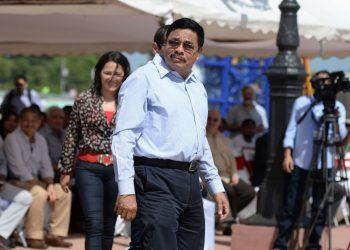 El testaferro de Daniel Ortega, Francisco «Chico» López, burla sanciones de Estados Unidos haciendo negocios en Honduras. Foto: Confidencial.