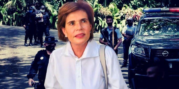 Cristiana Chamorro cumplirá 90 días «secuestrada» el primero de septiembre, dictadura deberá liberarla o acusarla formalmente. Foto: Artículo 66.