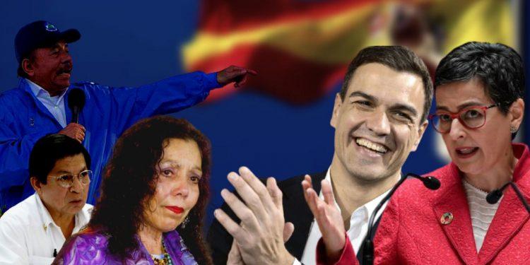 Dictadura de Ortega vuelve a arremeter contra España y le reclama «elecciones libres»