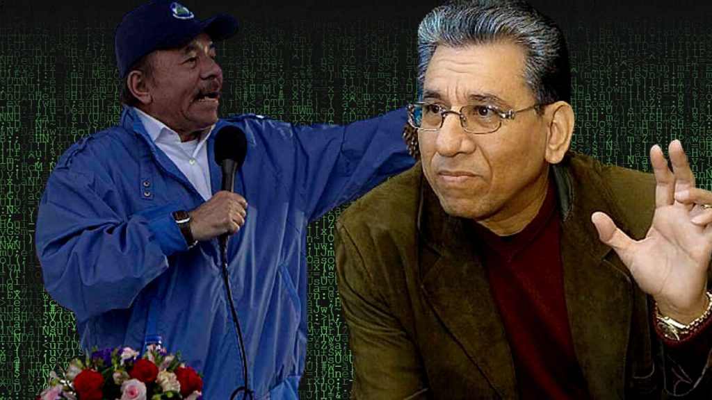 Daniel Ortega llama «traidor y vendepatria» a su hermano Humberto, y lo acusa de «defender a terroristas»