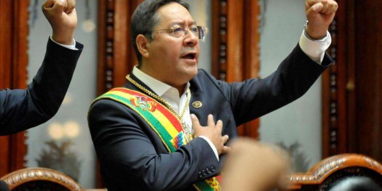 """Bolivia denuncia injerencia y """"discurso de odio"""" de Almagro en la OEA. Foto: Tomada de Internet."""