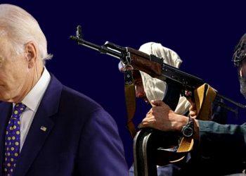 Afganistán, la primera mancha en el legado de Biden