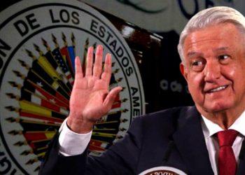 """México insiste en su plan de decir """"adiós"""" a la OEA y crear nuevo organismo"""