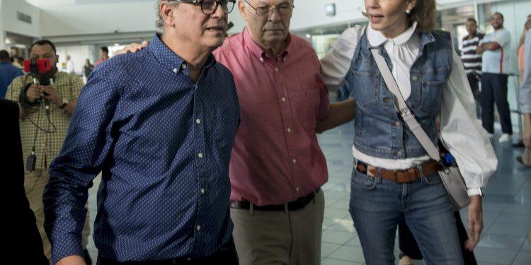 Régimen acusa a tres de los hermanos Chamorro Barrios de lavado de dinero. Foto: Artículo 66 / EFE