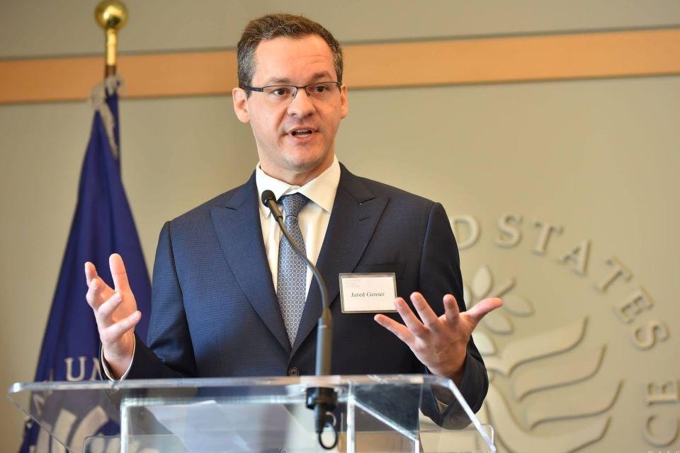 Jared Genser abogado internacional. Foto: cortesía