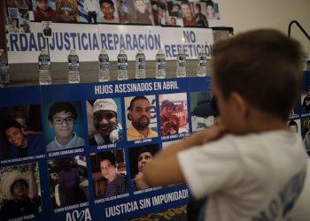 Amnistía Internacional: «Candidatura de Daniel Ortega perpetúa la impunidad de los crímenes de lesa humanidad». Foto: Confidencial.