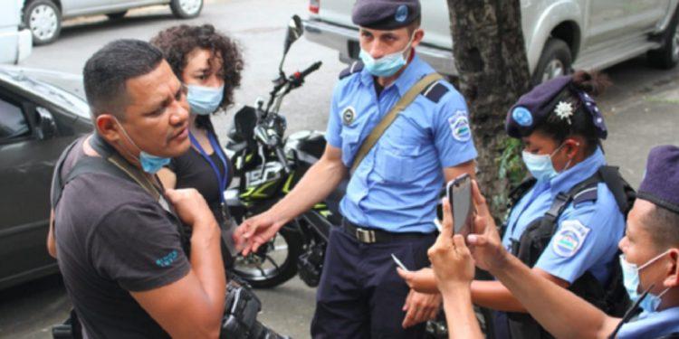 Dictador Ortega continúa como «depredador de la Libertad de expresión» recalca Informe de La Prensa. Foto: Informe La Prensa.