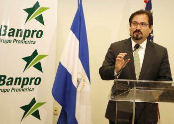 Presidente ejecutivo de Banpro. Foto: internet