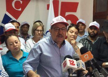 Inicia desfile de directivos de CxL. Fiscalía cita a Mauricio Díaz, vocal nacional. Foto: Artículo 66 / END