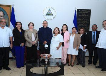 Corrupción en Nicaragua empeora respuesta a la pandemia Covid-19. Foto: Medios oficialistas.