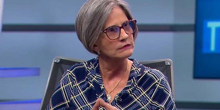 Kitty Monterrey: La empresa privada «tiene miedo», la Iglesia «única voz que representa al pueblo» Foto: Captura de pantalla.