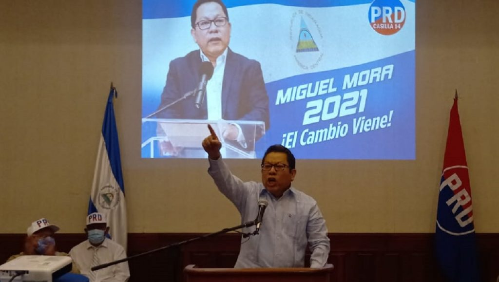 CIDH extiende medidas cautelares en favor del periodista y actual preso político Miguel Mora y su familia. Foto: Artículo 66