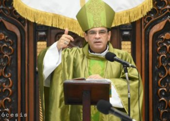 Obispo Álvarez: «Es hora de respetarnos mutuamente para descubrir si conviene, en conciencia, ir a las urnas». Foto: Internet.