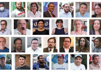 21 nuevos presos políticos cumplen más de 100 días en «El Chipote»