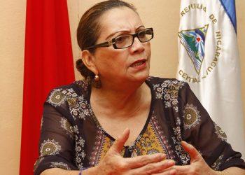 María Haydee Osuna descabeza a siete concejales del PLC. Foto: Internet.