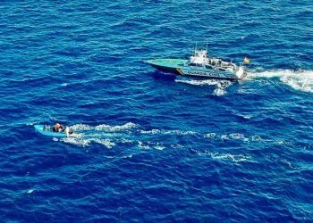 Al menos 39 migrantes muertos en el naufragio de una lancha que iba a España. Foto: Tomada de Internet.