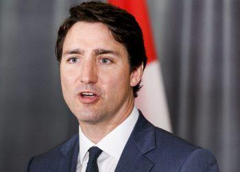 Trudeau anuncia que el personal diplomático canadiense abandonó Afganistán. Foto: EFE.