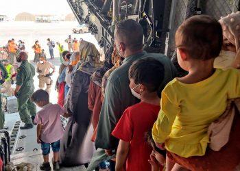 """Biden dice que la evacuación de Kabul es """"de las más difíciles de la historia"""". Foto: EFE."""